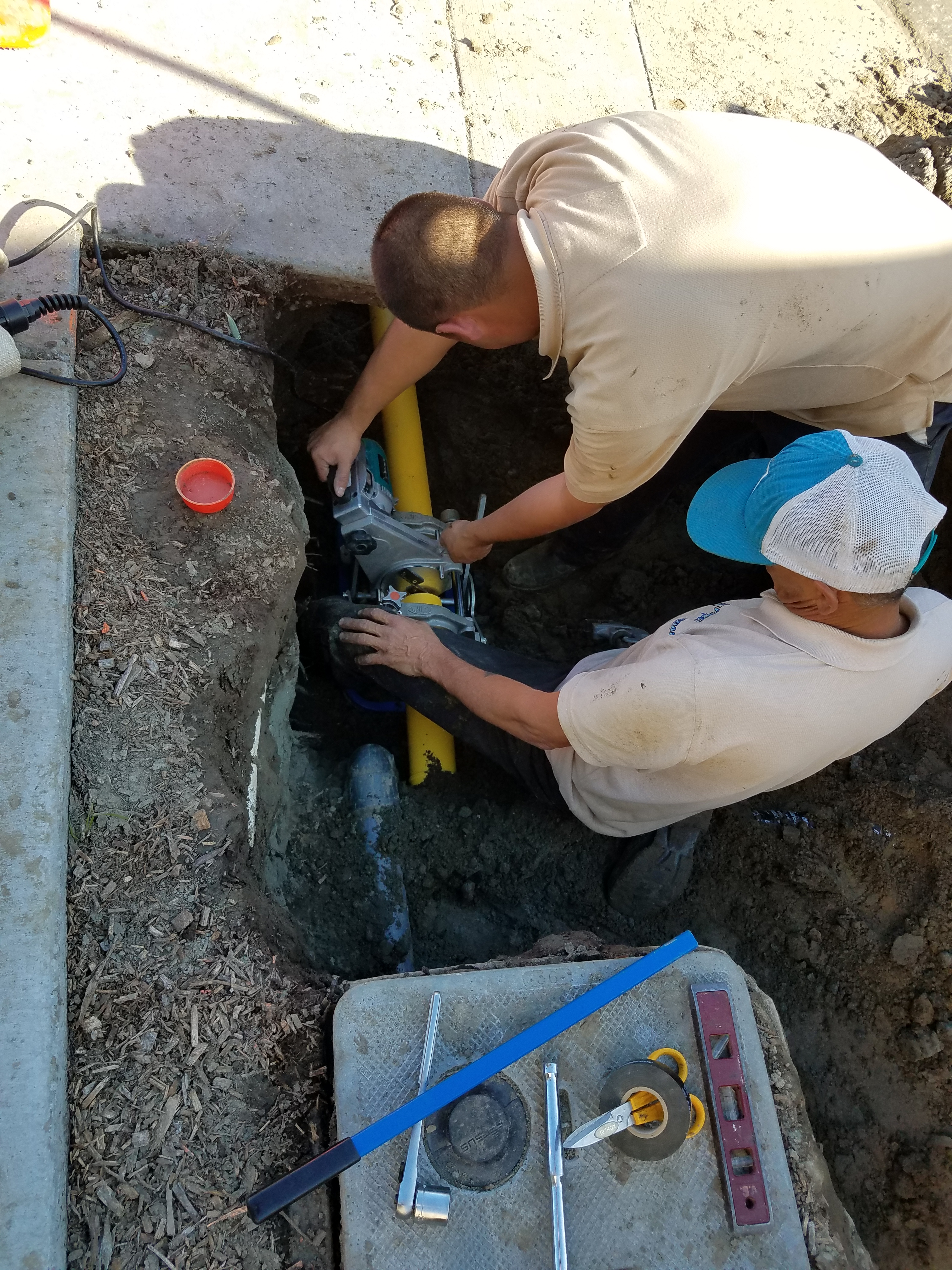 Expert Natural Gas Leak Repairs | Gas Leak Detection Orange County